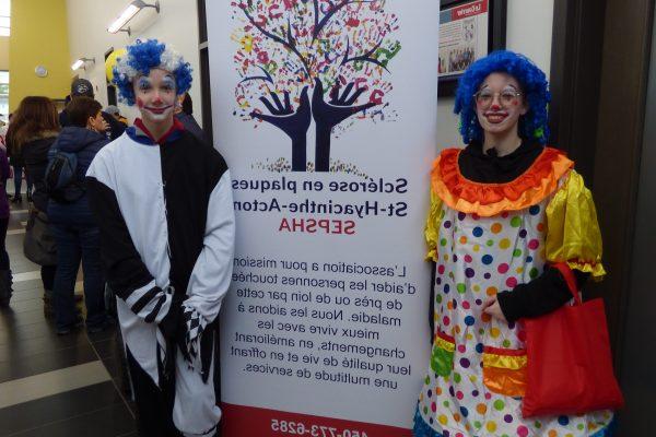 Nos merveilleux clowns